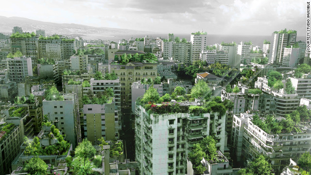 rooftop gardens environmental impact tunza eco generation plaza