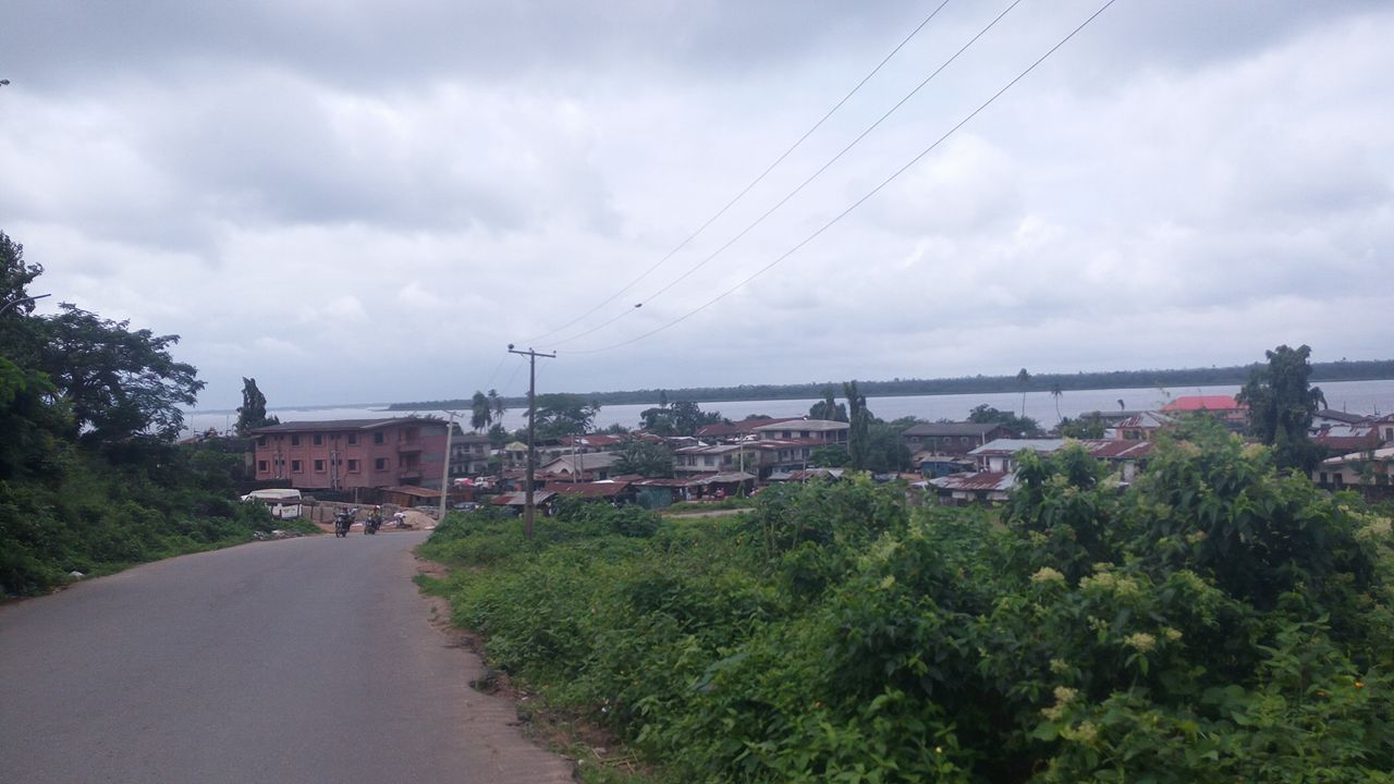 Nigeria's local community and her beautiful water body