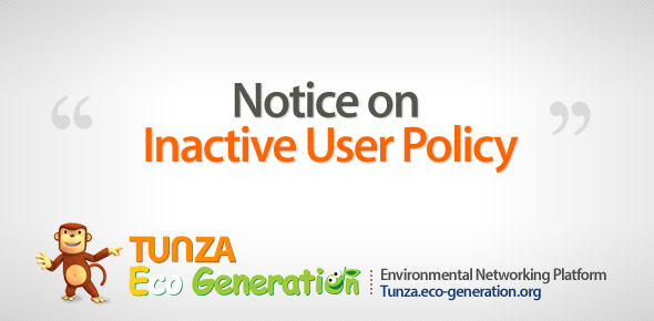 Inactive user policy