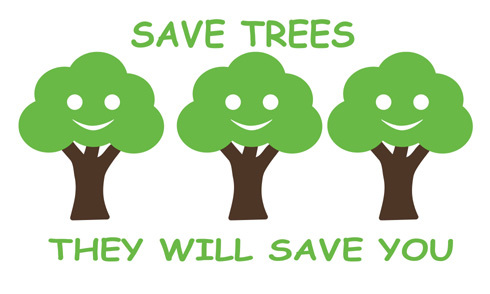 save trees wallpaper 1 - photo #21