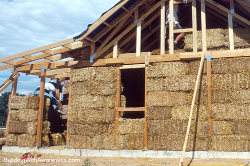 Straw Bale Homes The Eco Friendly Homes For Future