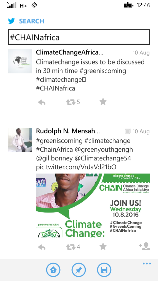 Climate Change Education on Twitter