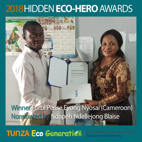 2018 Hidden Eco-Hero Awards Winner - Forbi