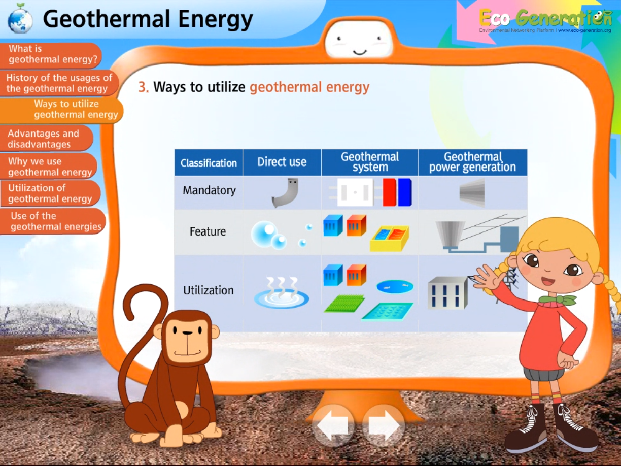 Geothermal energy by Eco-generation