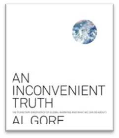An inconvenient truth_cover