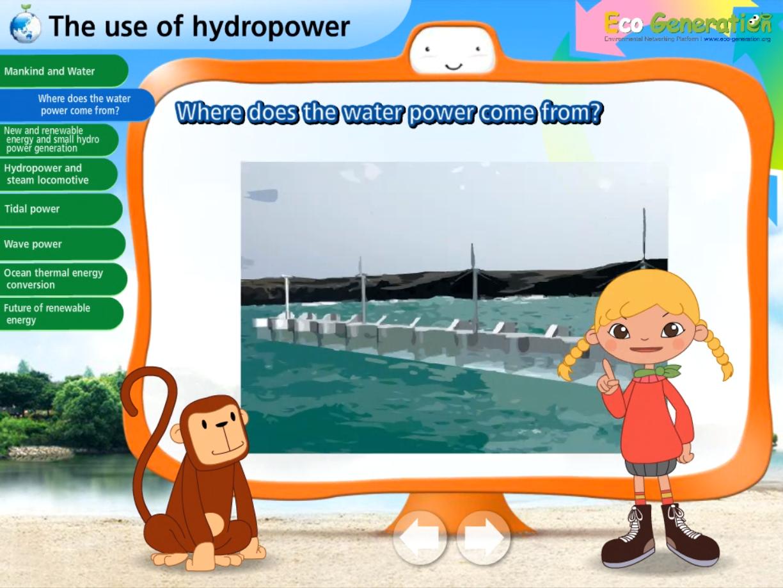 hydropower 17