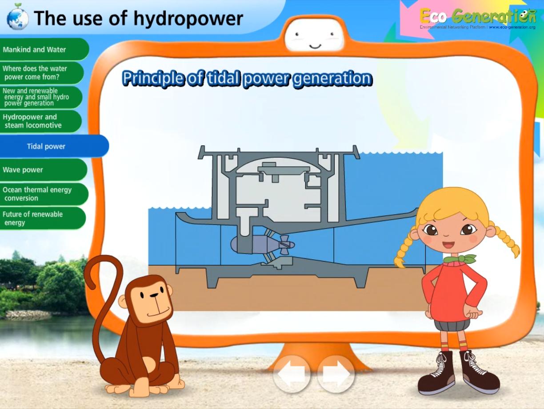 hydropower 30