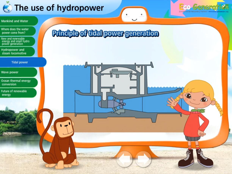 hydropower 31