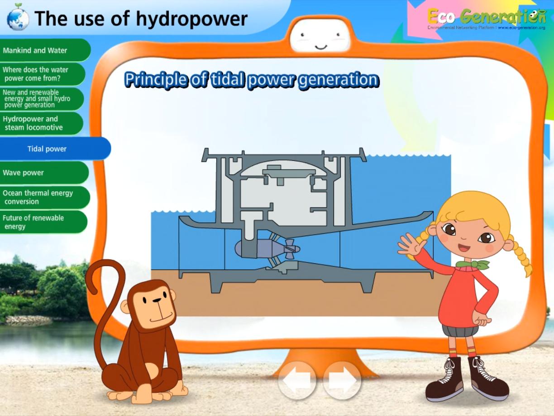 hydropower 32
