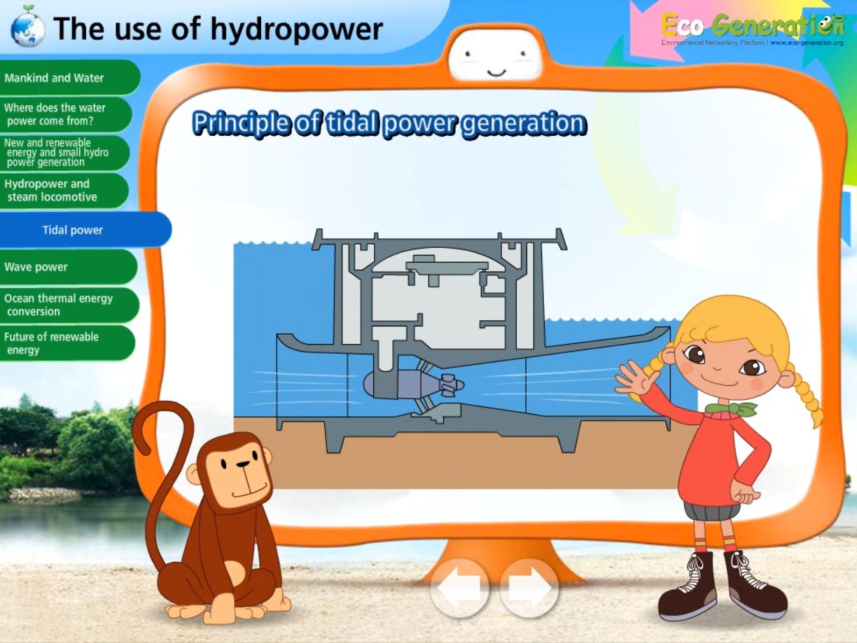 hydropower 33