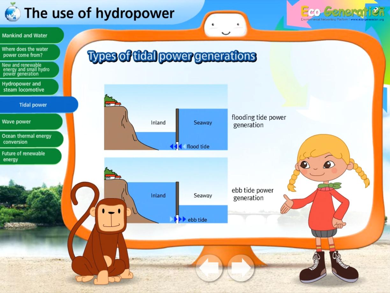 hydropower 35