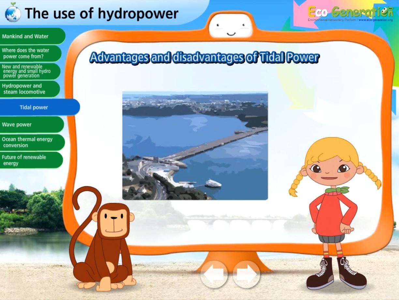 hydropower 36