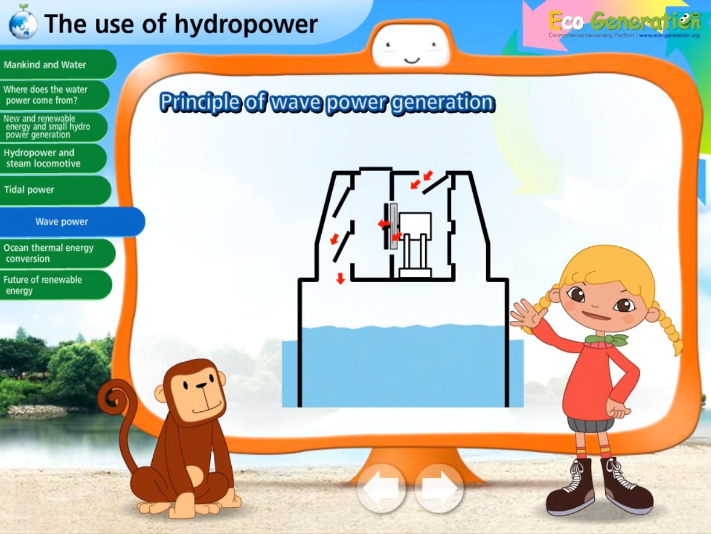 hydropower 38