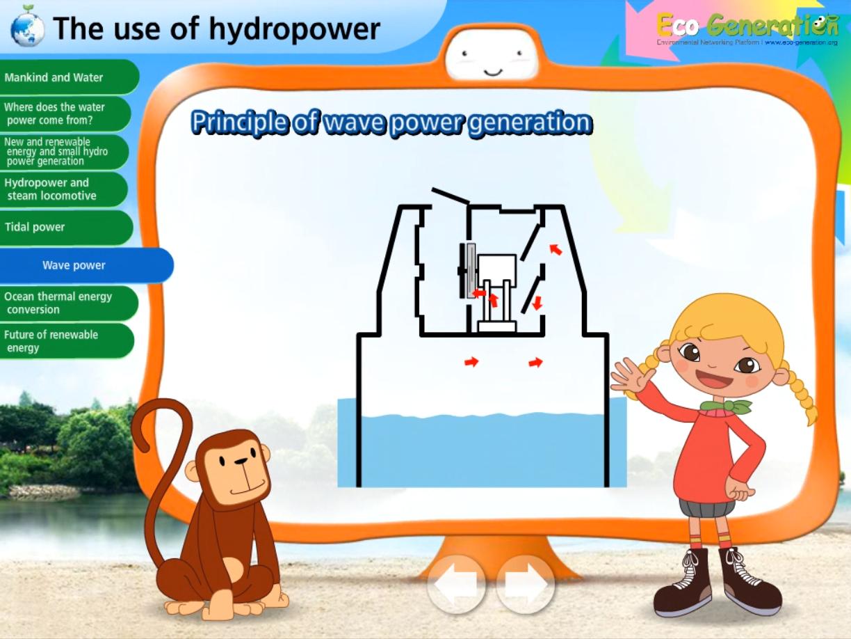 hydropower 39