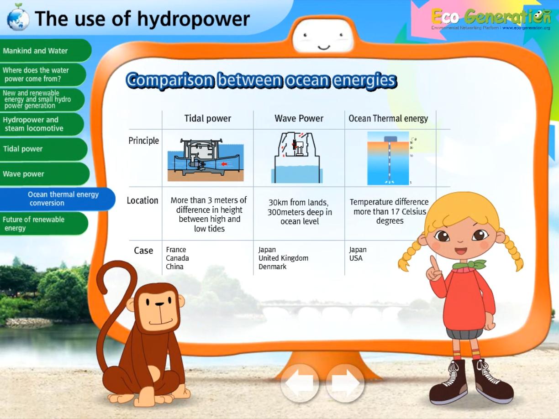 hydropower 43