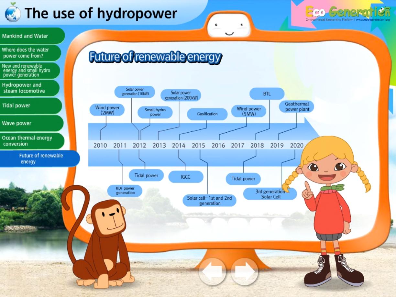 hydropower 44