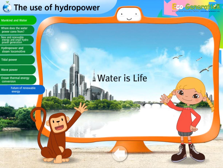 hydropower 46
