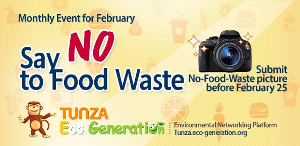 Say No 2 Food Waste