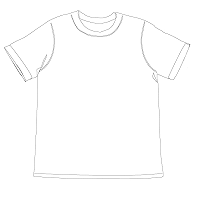 Background for user create T-shirt design