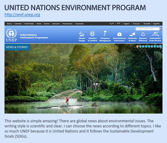 United Nations Environment Program