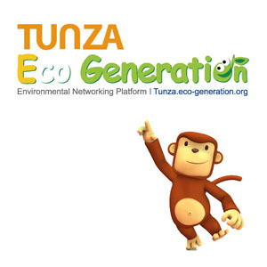 TUNZA Eco-generation plaza