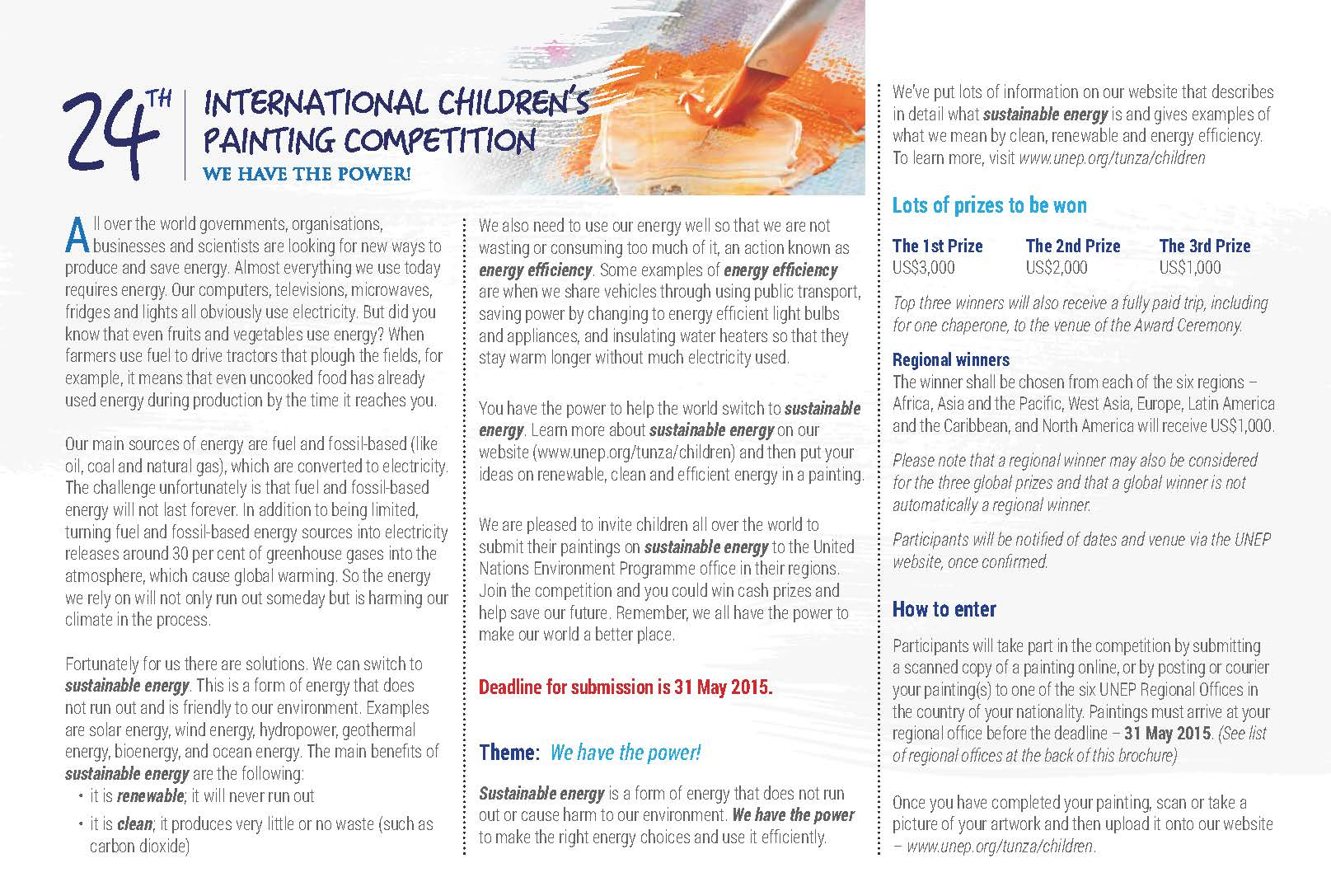 24th ICPC Brochure page 2