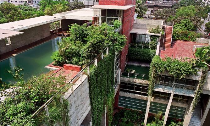 Green Architecture & Environment in Bangladesh