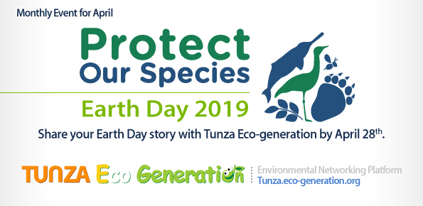 Monthly Event for Earthday 2019