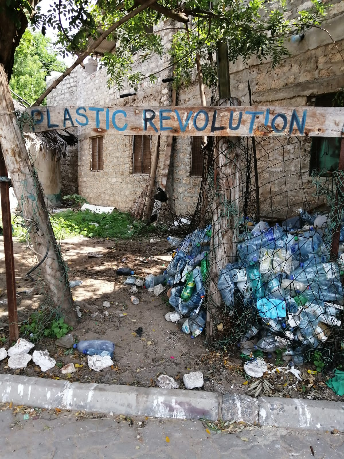 CONSUMER HABITS THROUGH COLLECTION OF PLASTIC BOTTLES