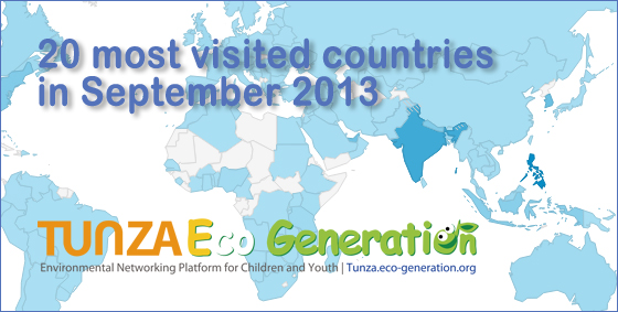 World most visited countries and cities in september notice dear eco generation folks gumiabroncs Choice Image
