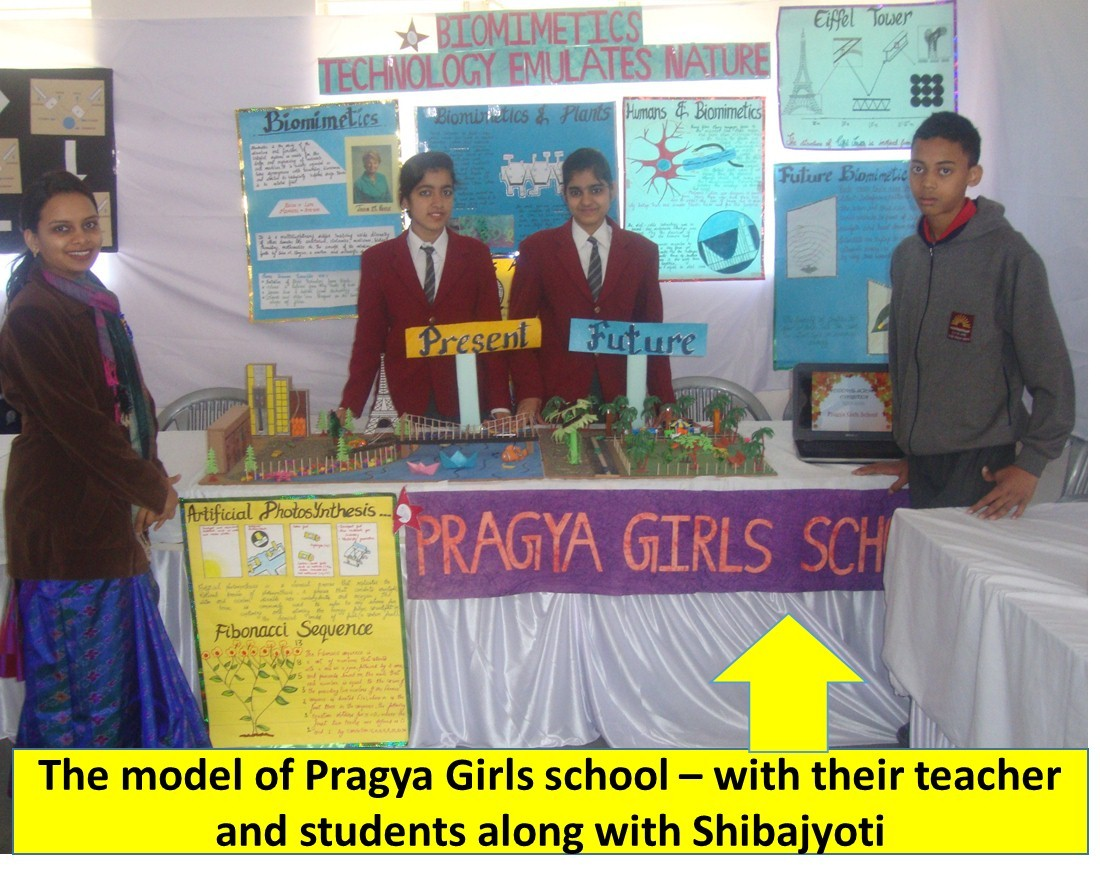 Green Innovative Solutions Displayed In The Regional Level Cbse