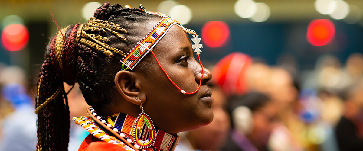 International Day of the World's Indigenous Peoples 9 August.