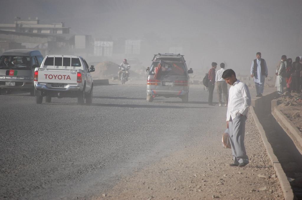 Air Pollution In Kabul Afghanistan Ambassador Report