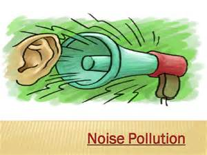 stop sound pollution - World report - Our Actions - Tunza Eco Generation